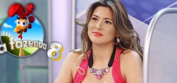 Record quer Lívia Andrade em A Fazenda 8