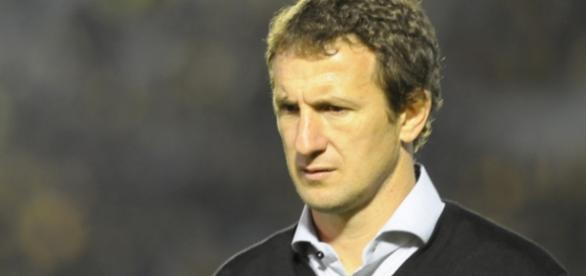 Rodolfo Arruaberrena, director técnico de Boca
