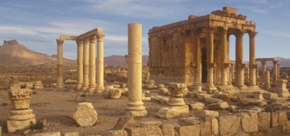 Terroristas dinamitaram templo de Palmira