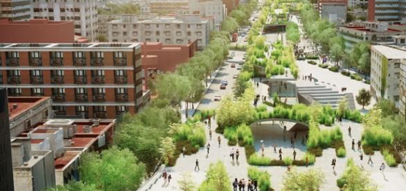 Imagen del proyecto Corredor Cultural Chapultepec