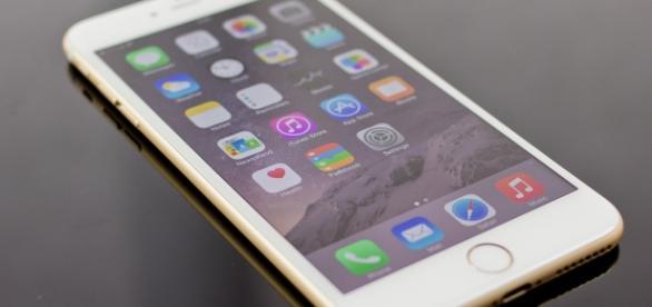 iPhone 6 Plus Branco - Apple - Bateria