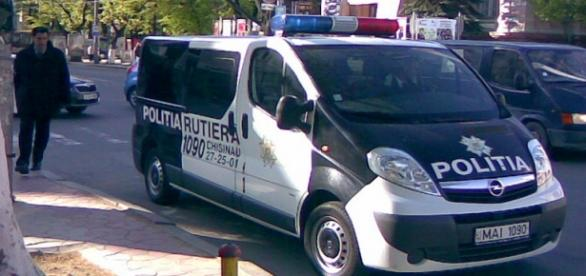 Policía rumana se lleva a Morate