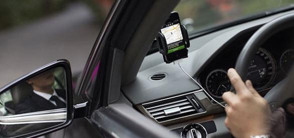 Uber pode ser proibido na capital capixada