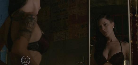 Ximena virá uma linda mulher na novela das sete