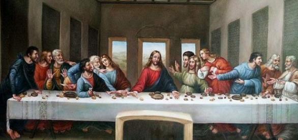 Cina cea de taina, pictura a lui Leonardo da Vinci