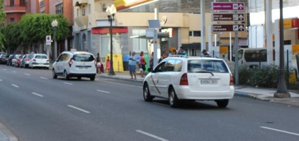 Diferencias tarifarias entre unos taxis y otros.