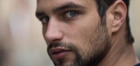 El actor Jesús Castro, uno de los más deseados