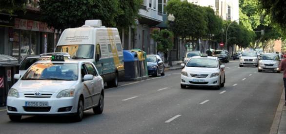 FACUA ha elaborado un estudio de tarifas del taxi.