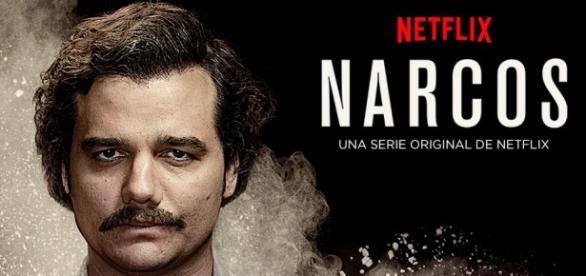 Wagner Moura, el protagonista de la serie Narcos.