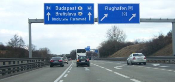 Autovía de Austria donde han aparecido 50 muertos