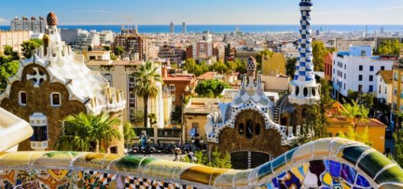 Barcelona é a capital da comunidade da Catalunha