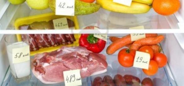 Contar o no las calorías de los alimentos