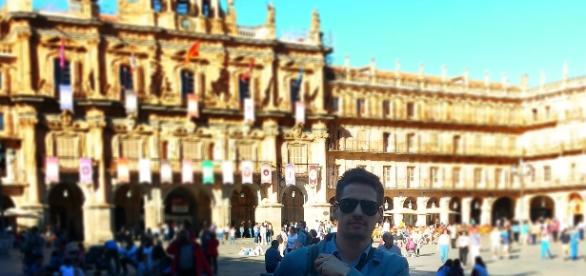 Uma viagem a Salamanca, Espanha