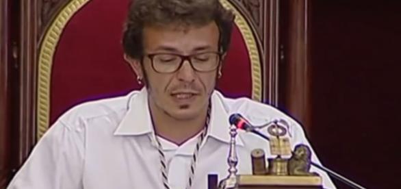 Jose Maria González Kichi, alcalde de Cádiz