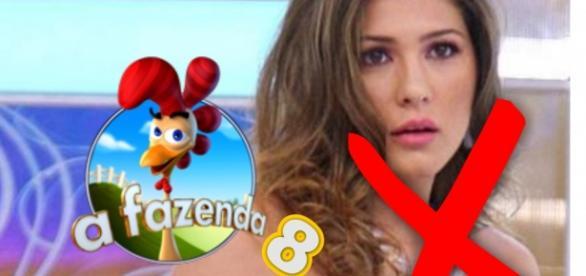 Lívia Andrade não participa da Fazenda 8