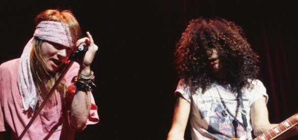 Slash y Axl Rose solucionaron sus diferencias