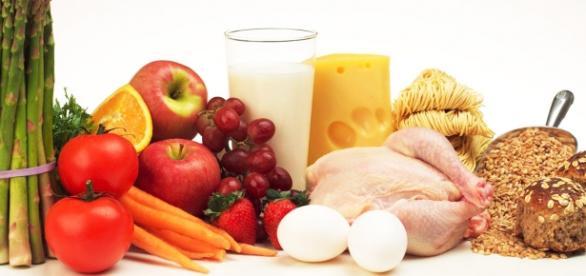 Alimentos ricos en proteínas:buenos para corazón