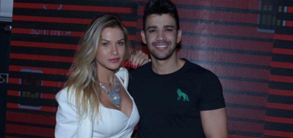 Gusttavo Lima pode reatar com Andressa