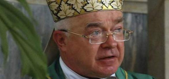 Jozef Wesolowski, arzobispo pederasta