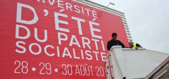 universite d'ete du parti socialiste