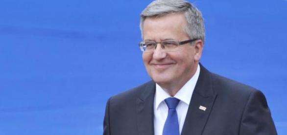 Bronisław Komorowski może być zadowolony.