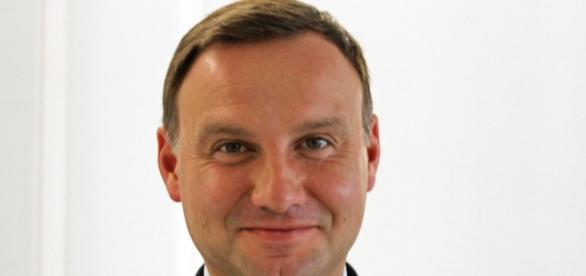 Duda śmieje się z Jarosława Kaczyńskiego