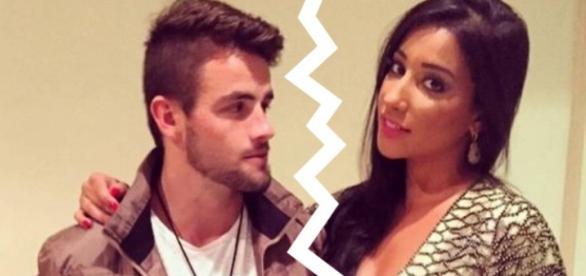 Ex-BBBs Talita e Rafael terminam namoro