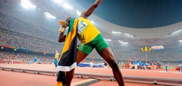 Usain Bolt fără rival la Beijing