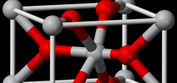 Estructura del dióxido de titanio