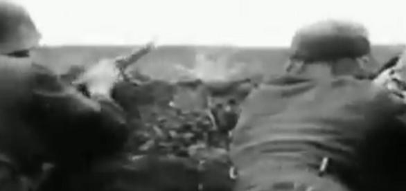 Soldados de la II Guerra Mundial