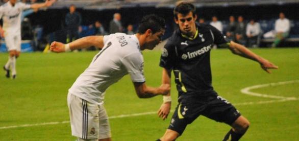 Un viejo Real - Tottenham: Ronaldo contra Bale
