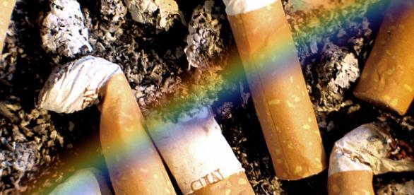 Większość palaczy wyróżnia kilka dziwnych zachowań