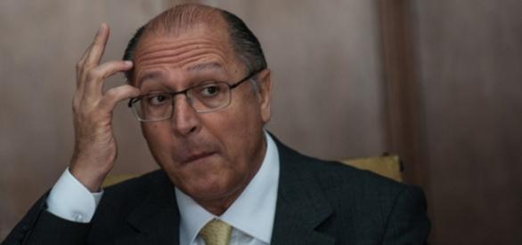 Alckmin diz que acabará com a praga do PT'