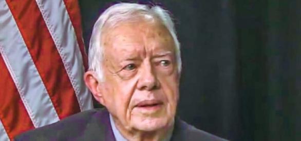 Carter, 39º presidente dos EUA está morrendo?