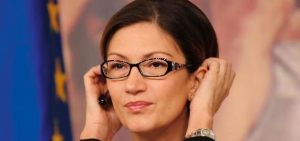 L'ex Ministro della P.I. Stefania Gelmini