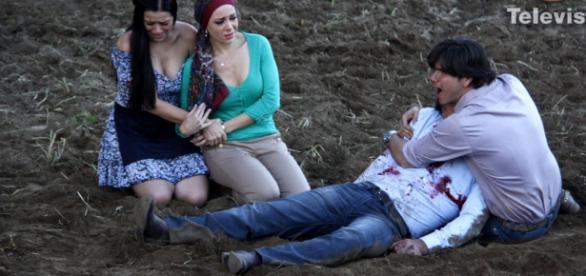 Miguel é assassinado por Nazário