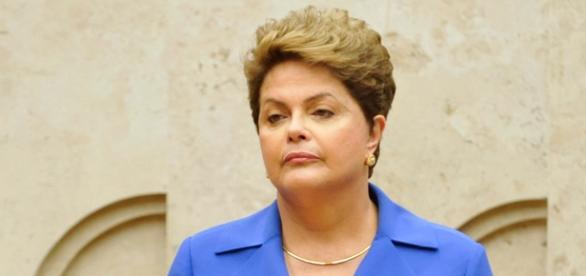 Dilma desistiu de voltar com imposto da CPMF.
