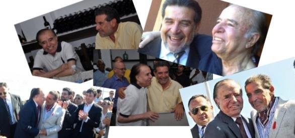 Herrera (FPV) y Menem: una amistad de años
