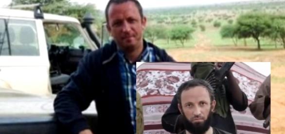 Iulian Gherguţ, înainte de a fi răpit şi după