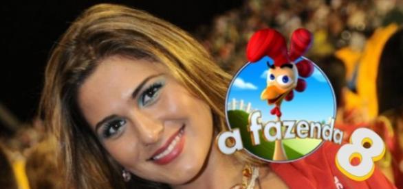 Lívia Andrade foi convidada para A Fazenda 8
