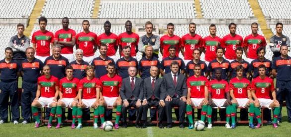 Portugal no Mundial sub-20 da Colômbia 2011