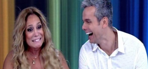 Susana Vieira cria mal-estar com Fátima Bernardes