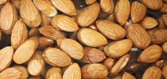 El aceite de almendra es rico en vitaminas E y B2