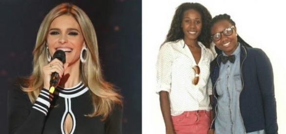 Fernanda Lima é acusada de racismo
