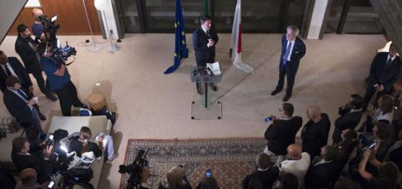 Il discorso dal Giappone di Matteo Renzi