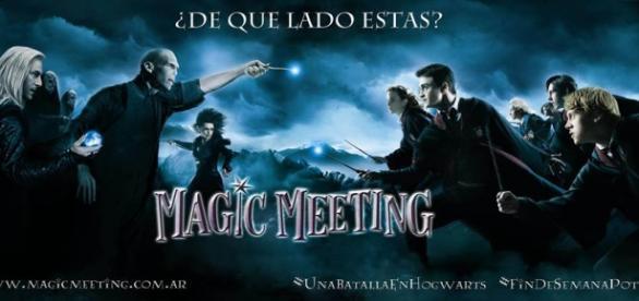 La magia de Harry Potter invade la ciudad