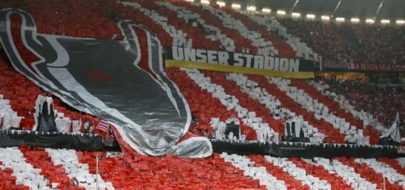 Los hinchas del Bayern de Múnich