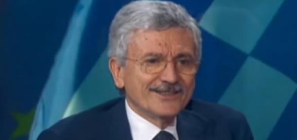 PD, D'Alema contro Matteo Renzi