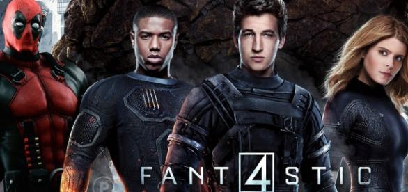 ¿Estará Deadpool en Fantastic Four?