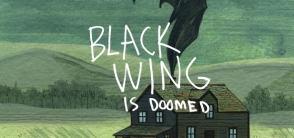 Nova faixa revelada do projecto Black Wing